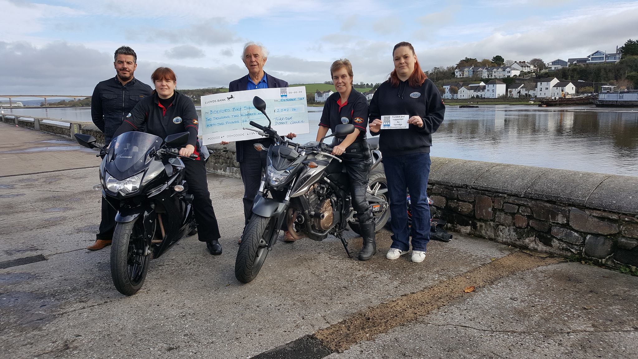 Torridge District Council, support and funding