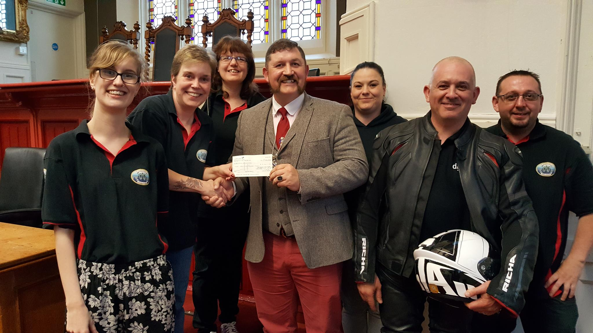Bideford Town Council, support and funding